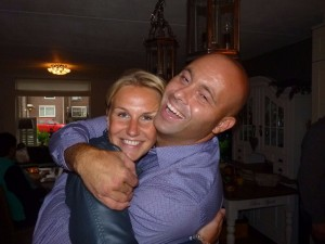 Mark en Mariet, jeugdleiders